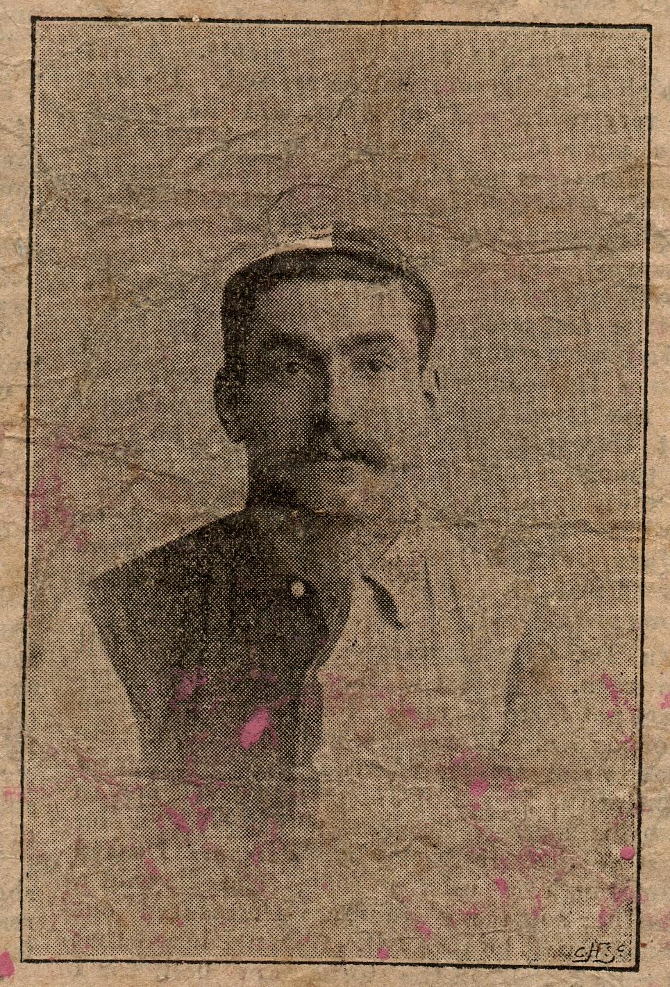 Albert Baxter