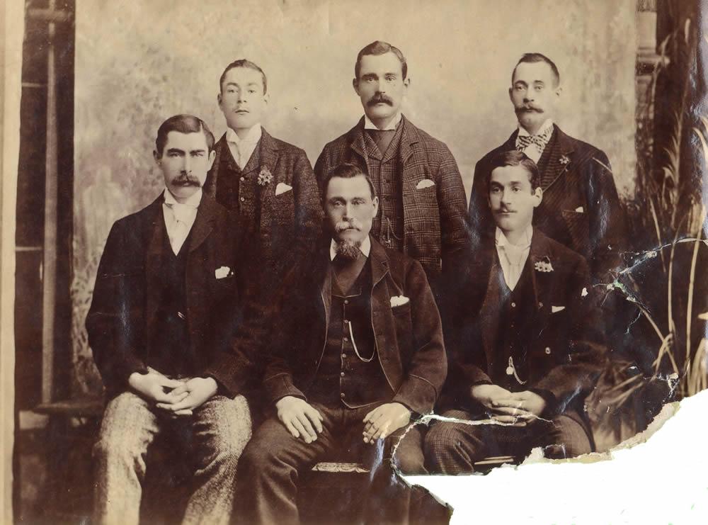 James Jacob and sons