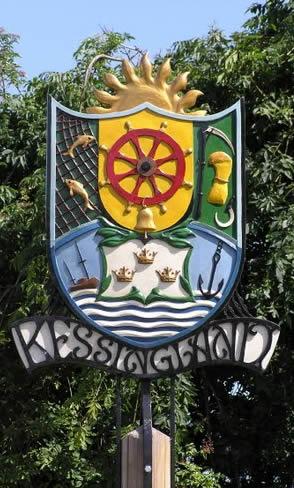 Village sign Kessingland