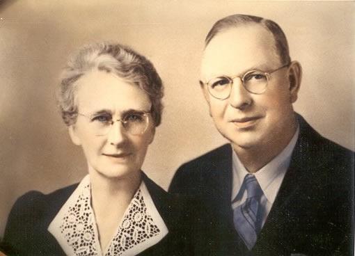 Elizabeth Maria Ann Baxter and Frederick Lorenzo Culmer