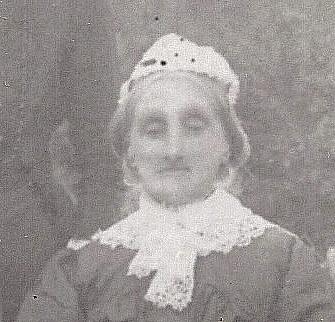 Charlotte Baxter nee Wright