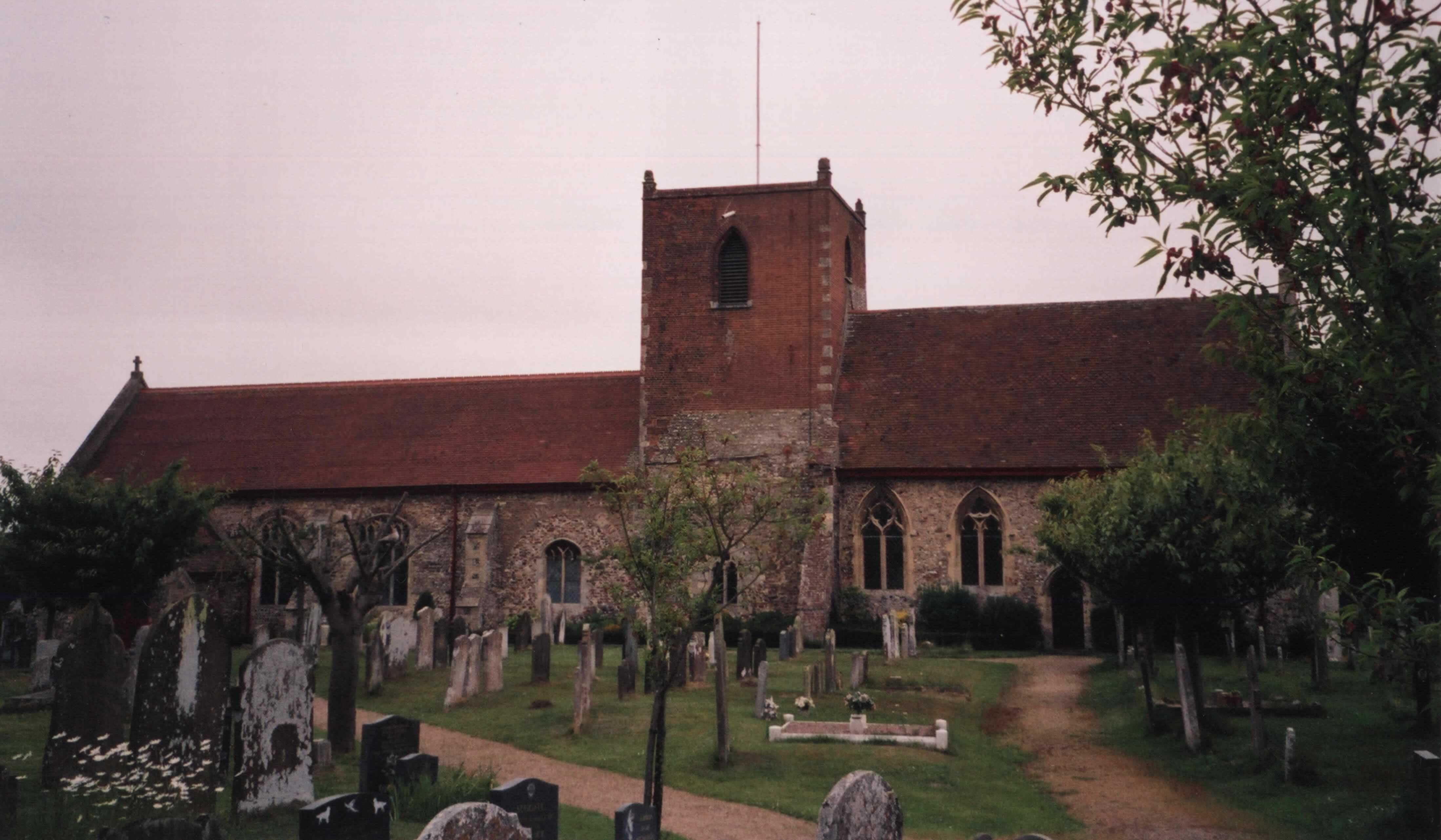 Oulton St Michael