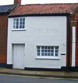 Corn Store, Victoria Street