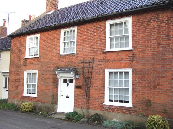William Baxter's home